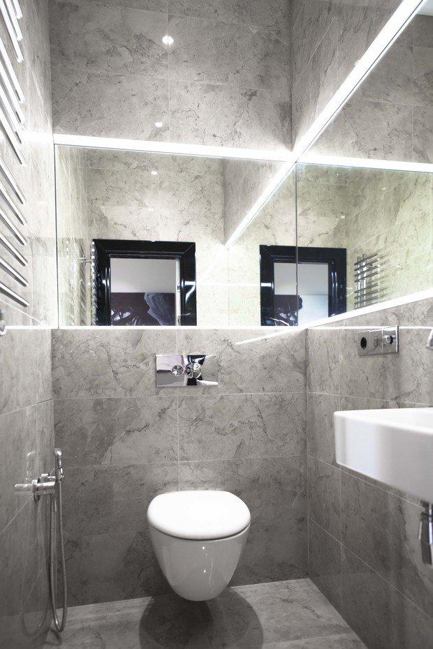 Фото из портфолио Квартира на ул. Веерная – фотографии дизайна интерьеров на INMYROOM
