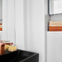 Фото из портфолио  Фантастическая идея опримизировать пространство – фотографии дизайна интерьеров на INMYROOM