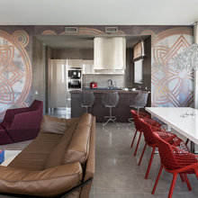 Фото из портфолио декор лофт - 2015 – фотографии дизайна интерьеров на INMYROOM