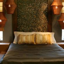 Фотография: Спальня в стиле Восточный, Декор интерьера, DIY, Мебель и свет – фото на InMyRoom.ru