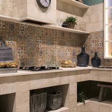 Фото из портфолио Керамическая плитка – фотографии дизайна интерьеров на INMYROOM