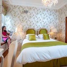 Фотография: Спальня в стиле Классический, Современный, Эклектика – фото на InMyRoom.ru