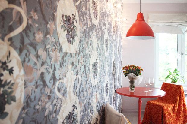 Фотография: Мебель и свет в стиле , Современный, Малогабаритная квартира, Квартира, Дома и квартиры – фото на InMyRoom.ru