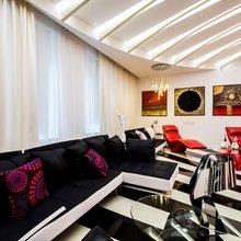 Фото из портфолио Квартира Бари Алибасова – фотографии дизайна интерьеров на INMYROOM