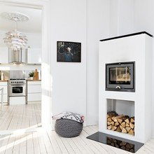Фото из портфолио Большая квартира с хорошим сочетанием современных решений – фотографии дизайна интерьеров на INMYROOM
