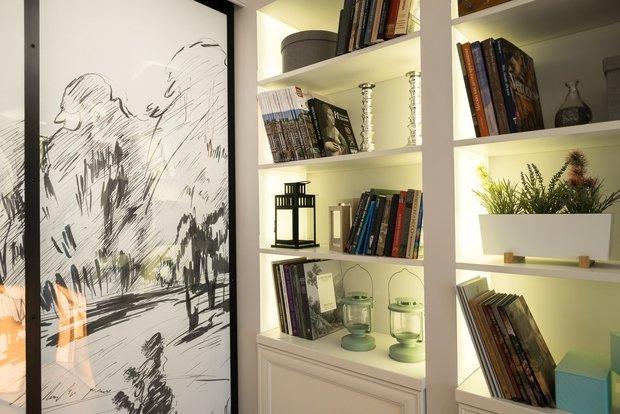 Фото из портфолио Французская гостиная  – фотографии дизайна интерьеров на INMYROOM