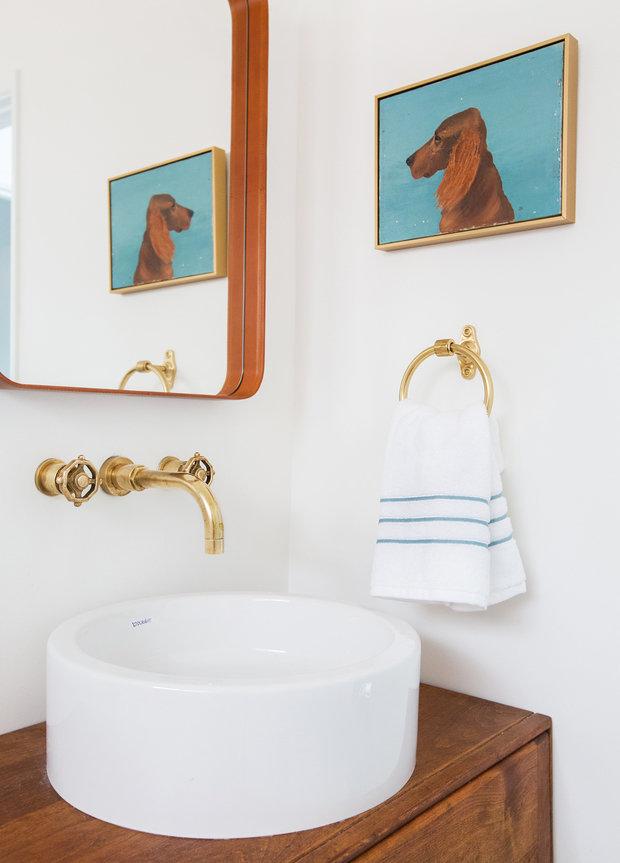 Фотография: Ванная в стиле Современный, лайфхаки, #каксэкономить – фото на INMYROOM