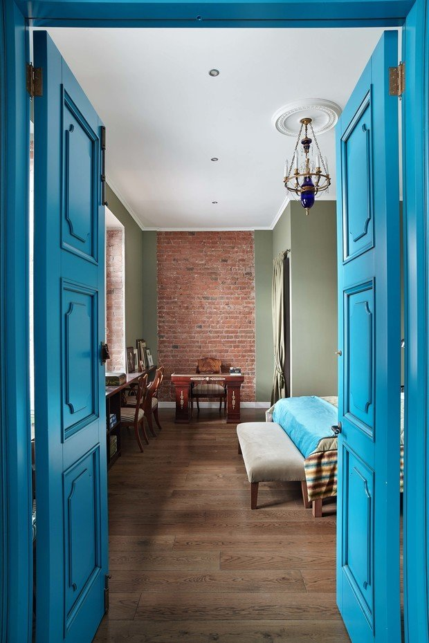 Фото из портфолио Квартира 2014г – фотографии дизайна интерьеров на INMYROOM
