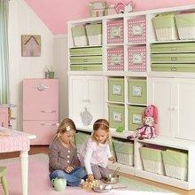 Фотография: Детская в стиле Кантри, Современный, Декор интерьера, DIY, Дом, Системы хранения – фото на InMyRoom.ru