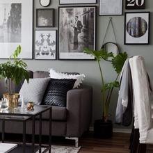 Фото из портфолио Приглушённые оттенки серого – фотографии дизайна интерьеров на INMYROOM
