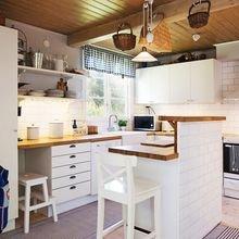 Фотография: Кухня и столовая в стиле Скандинавский, Декор интерьера, Дом – фото на InMyRoom.ru