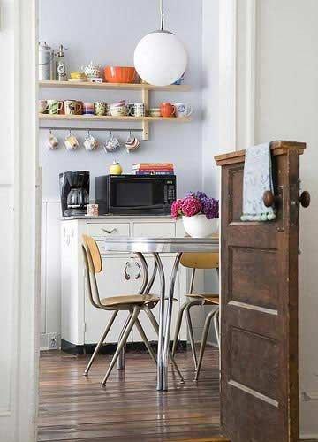 Фотография: Кухня и столовая в стиле Прованс и Кантри, Советы, уборка – фото на InMyRoom.ru