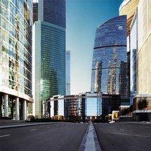 Фото из портфолио Архитектура. Художественная съемка для Москва-Сити – фотографии дизайна интерьеров на InMyRoom.ru