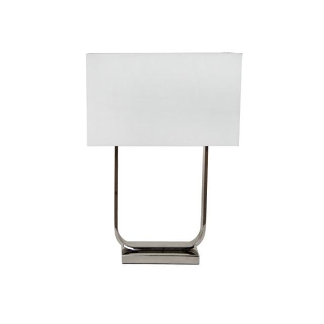 Купить Настольная лампа Paris с белым абажуром, inmyroom, Великобритания