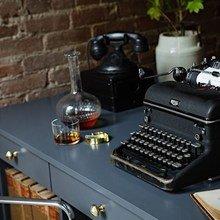 Фотография: Декор в стиле Кантри, Офисное пространство, Офис, Дома и квартиры, Готический – фото на InMyRoom.ru