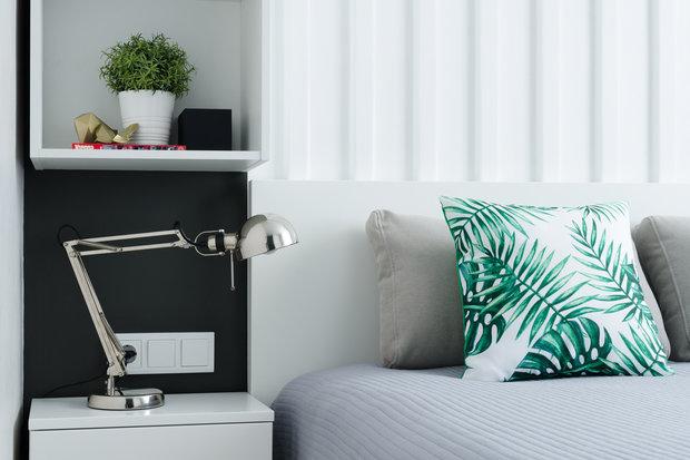 Фото из портфолио Солнечная квартира в Белгороде – фотографии дизайна интерьеров на INMYROOM