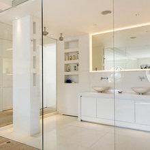 Фотография: Ванная в стиле Современный, Минимализм, Дом, Дома и квартиры – фото на InMyRoom.ru