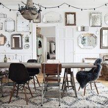 Фото из портфолио Зеркальная стена в интерьере – фотографии дизайна интерьеров на InMyRoom.ru
