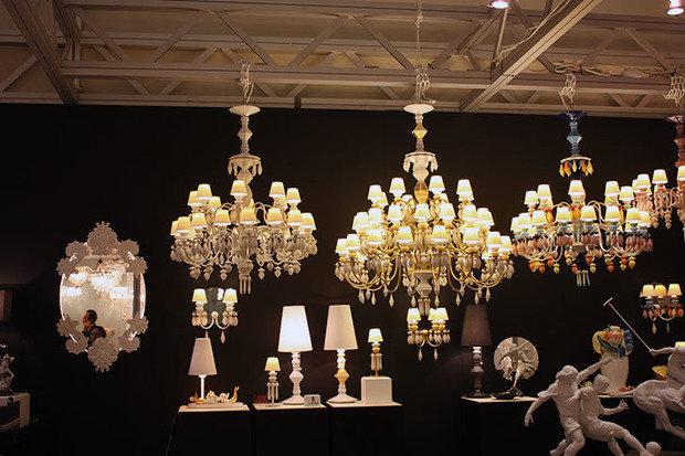 Фотография: Мебель и свет в стиле Классический, Современный, Artemide, Flos, PROVASI, Индустрия, События, Маркет, Мягкая мебель, Missoni, Пэчворк, Porada, LLADRO – фото на InMyRoom.ru