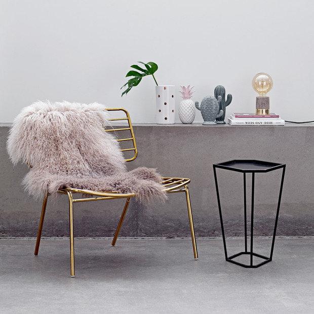 Фотография: Терраса в стиле Скандинавский, Карта покупок, Bloomingville, мебель – фото на INMYROOM