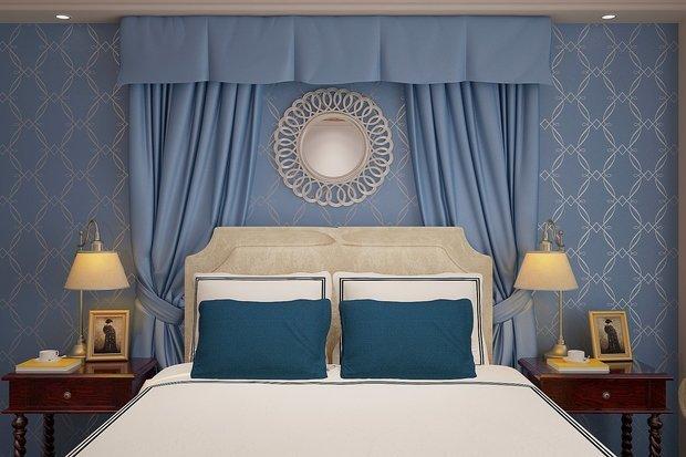 Фотография: Спальня в стиле Классический, Декор интерьера, Советы, Дарья Михайлова – фото на InMyRoom.ru