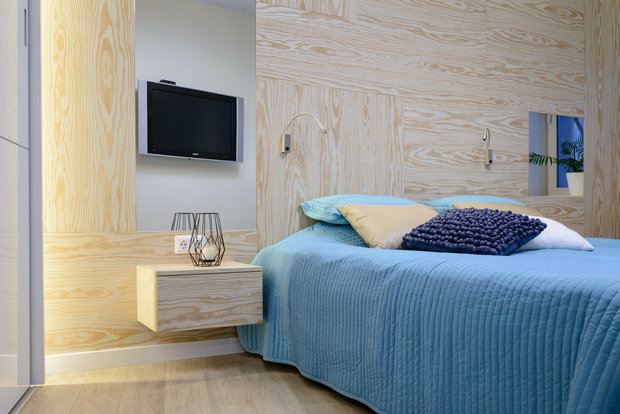 Фото из портфолио Скандинавские мотивы – фотографии дизайна интерьеров на INMYROOM