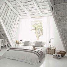 Фото из портфолио Дизайн мансардных комнат. – фотографии дизайна интерьеров на INMYROOM