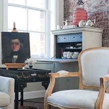 Фото из портфолио Лофт Джени Вольф: Трибека – фотографии дизайна интерьеров на INMYROOM