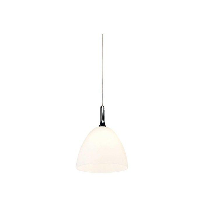 Светильник подвесной Linux Light, Orion хром / стекло белое