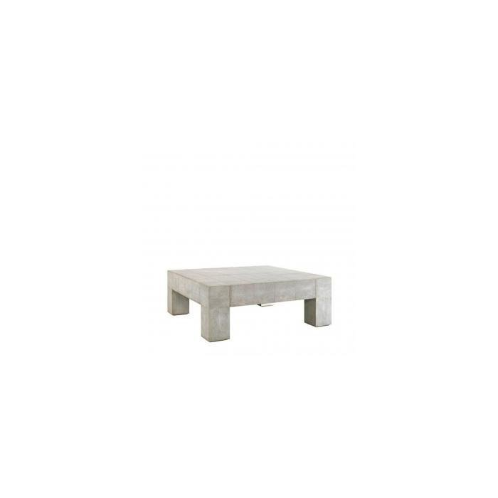 Журнальный стол FAT PARSONS COCKTAIL TABLE - SHAGREEN