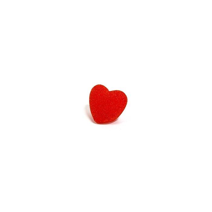 Светящийся сувенир Красное сердце