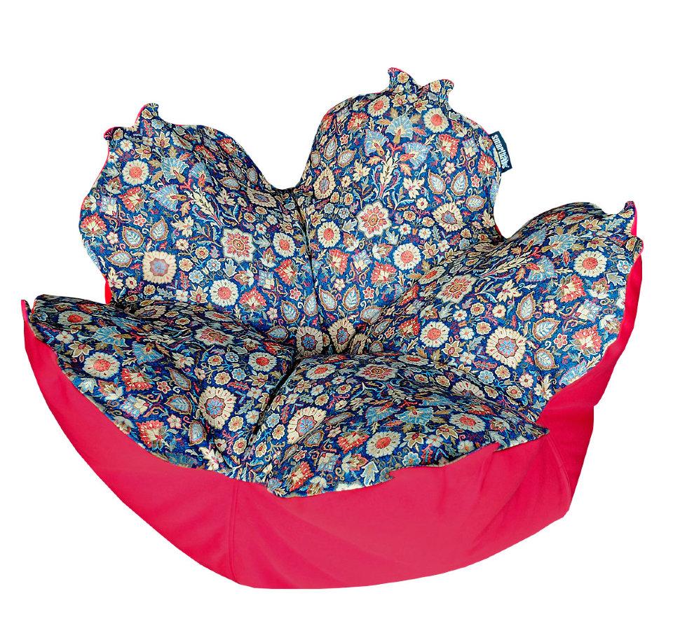 Купить Кресло-мешок цветок l суздаль, inmyroom, Россия