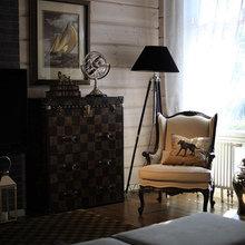 Фотография: Мебель и свет в стиле Кантри, Дом, Дома и квартиры, Москва – фото на InMyRoom.ru