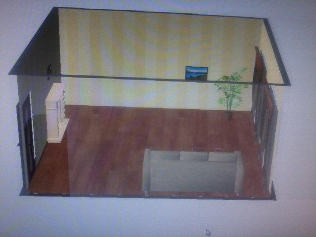 Помогите оформить стену в гостинной