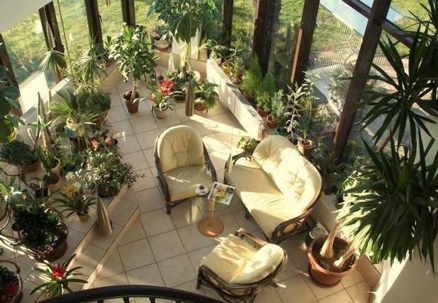 Фотография: Прочее в стиле , Балкон, Дом, Дома и квартиры – фото на InMyRoom.ru