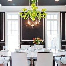 Фотография: Кухня и столовая в стиле Эклектика, Декор интерьера, Мебель и свет, Советы – фото на InMyRoom.ru