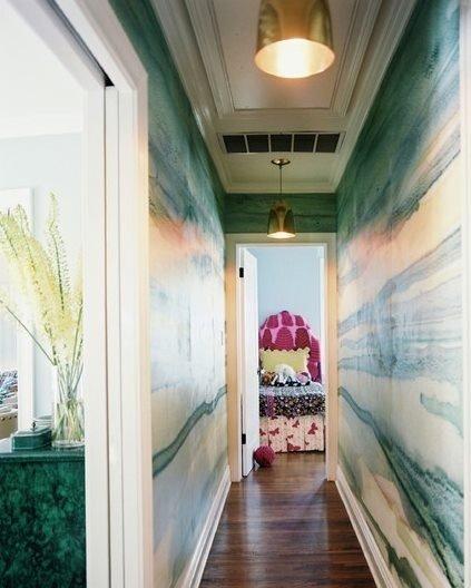 Фотография: Прихожая в стиле Прованс и Кантри, Декор интерьера, Декор дома, Стена – фото на InMyRoom.ru