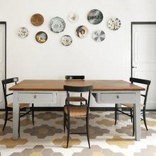 Фотография: Кухня и столовая в стиле , Стиль жизни, Советы, Стол – фото на InMyRoom.ru