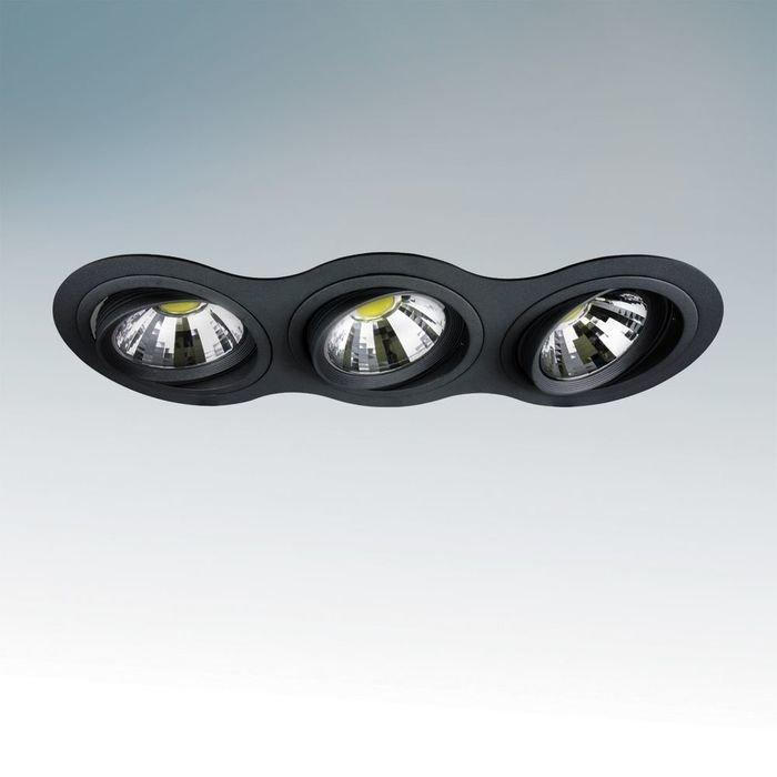 Встраиваемый светильник Lightstar Intero