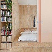 Фото из портфолио 75м2 для молодой семьи, Мельбурн – фотографии дизайна интерьеров на InMyRoom.ru