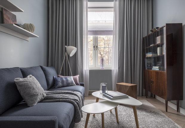 Дизайн: Porte Rouge Interiors