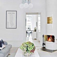 Фото из портфолио Vegagatan 17, Vasastan – фотографии дизайна интерьеров на INMYROOM