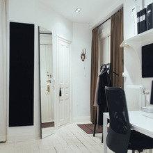 Фото из портфолио Элегантный черно-белый интерьер – фотографии дизайна интерьеров на InMyRoom.ru