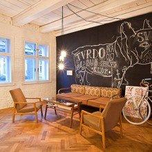 Фотография: Гостиная в стиле Кантри, Лофт, Современный, Декор интерьера, Офисное пространство, Офис, Дома и квартиры – фото на InMyRoom.ru