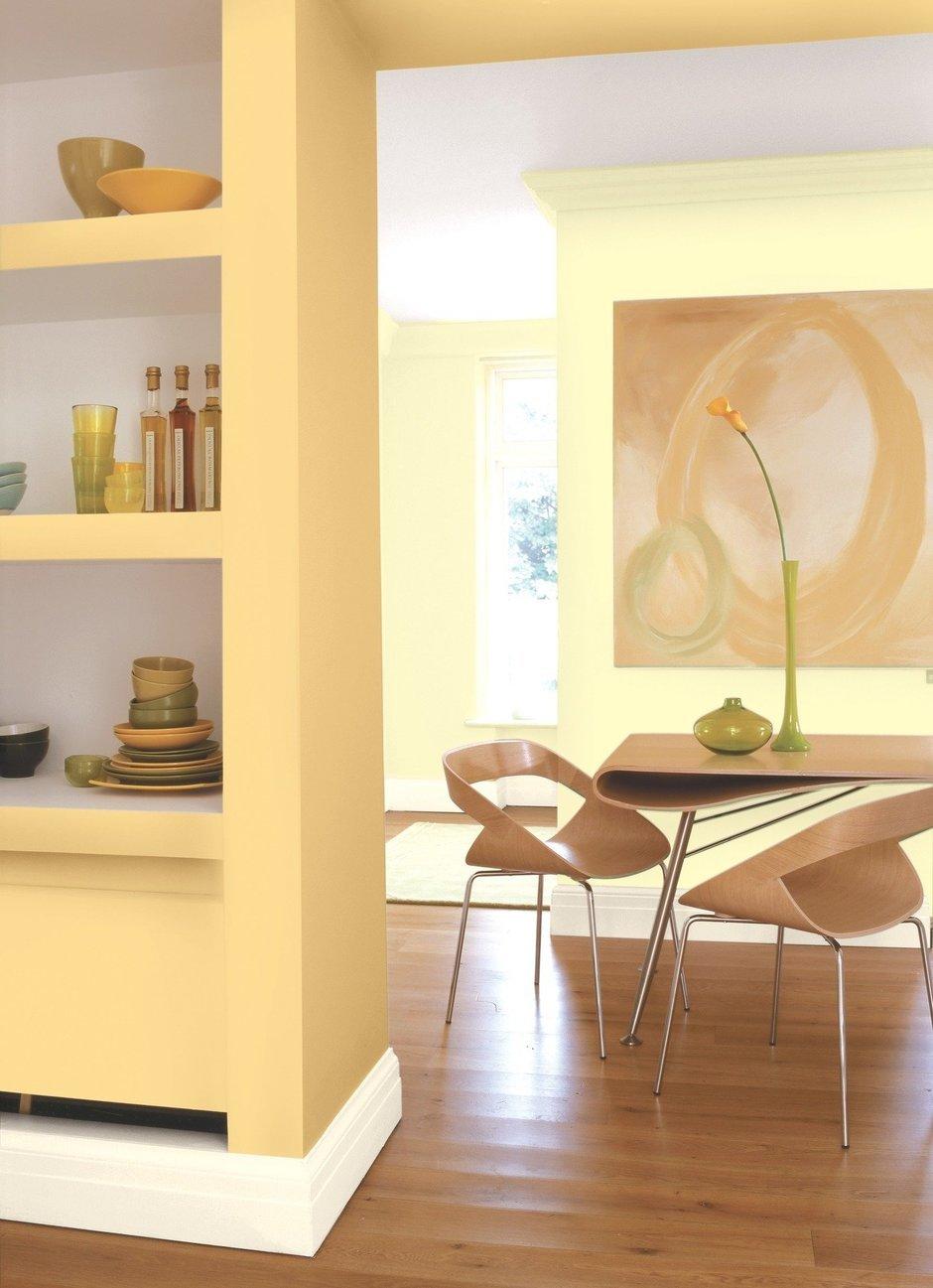 Фотография: Кухня и столовая в стиле Современный, Декор интерьера, Дизайн интерьера, Цвет в интерьере, Советы, Dulux, Оранжевый – фото на InMyRoom.ru