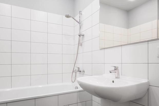 Фотография: Ванная в стиле Минимализм, Интервью, Сделано, Илья Шаргаев, Полина Филиппова – фото на INMYROOM