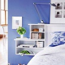 Фотография: Спальня в стиле Скандинавский, Современный, Декор интерьера, Мебель и свет, Декор дома – фото на InMyRoom.ru