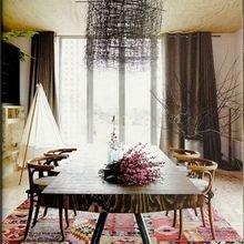 Фотография: Кухня и столовая в стиле Кантри, Лофт, Декор интерьера, Текстиль, Декор, Декор дома, Пэчворк – фото на InMyRoom.ru