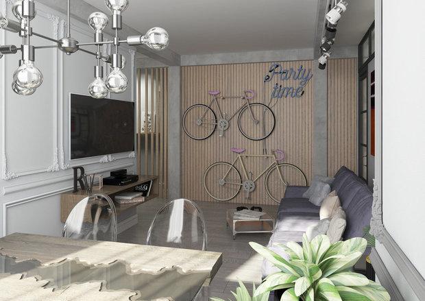 Дизайн: A & O INTERIOR DESIGN