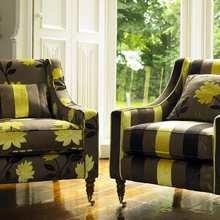 Фотография: Мебель и свет в стиле Кантри, Классический, Современный, Декор интерьера, Квартира, Дизайн интерьера, Цвет в интерьере – фото на InMyRoom.ru